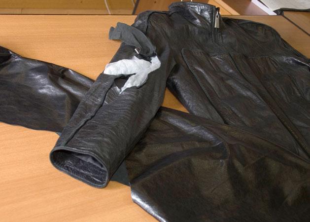 Ремонт куртки своими руками